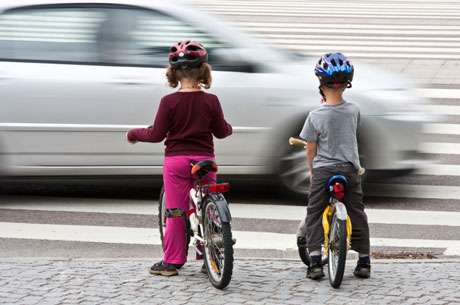 Many children affected by posttraumatic stress disorder after traffic accidents
