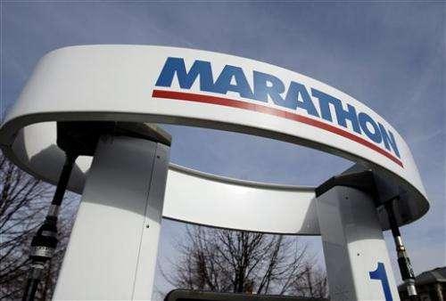 Marathon Petroleum buys Hess stations for $2.87B