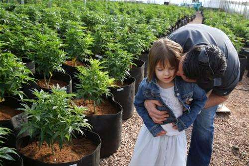 Marijuana aids kids with seizures, worries doctors