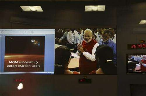 indian mars mission update - photo #3