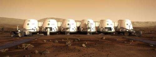 Mars One: MIT study team looks before mankind leaps