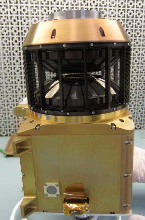 MAVEN solar wind ion analyzer will look at key player in Mars atmosphere loss