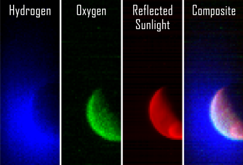 MAVEN spacecraft returns first Mars observations