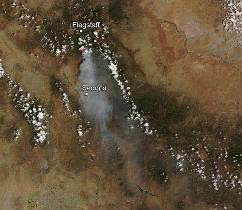 May 27 update on Slide Fire, Arizona