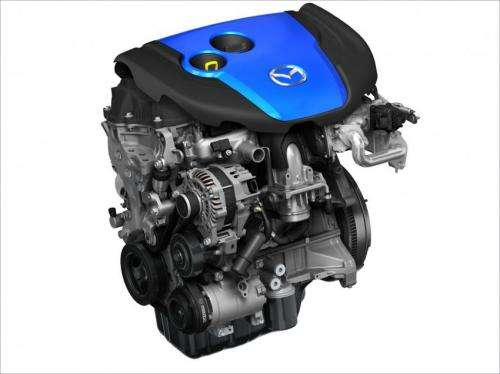 Mazda talks up engine fuel economy ambitions for SkyActiv 2