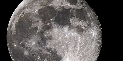 Meteorites expose Moon surface formation