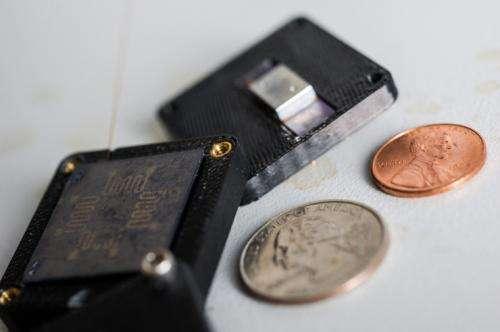 Miniature gas chromatograph could help farmers detect crop diseases earlier