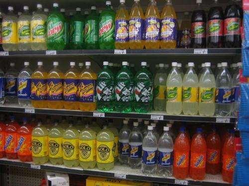 Moderate consumption of sugary drinks has little impact on adolescents' metabolic health