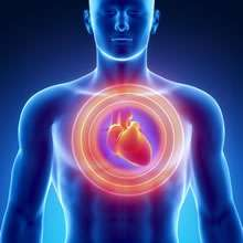 Molecular signature of heart attack predicts longer-term outcomes