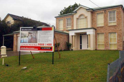 Murders deflate local house prices