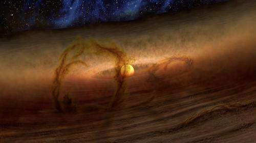 Mystery of planet-forming disks explained by magnetism