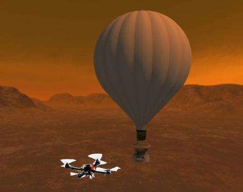 NASA Advanced Technology Phase I concepts selected