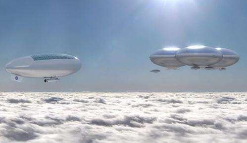 NASA considers possibilities for manned mission to Venus