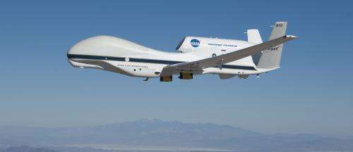 NASA Global Hawk Ready for Atmospheric Chemistry Study
