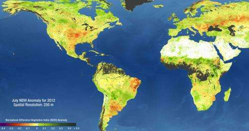 NASA launches Earth science challenges with openNEX cloud data
