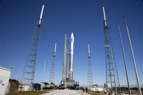 NASA launching newest communication satellite
