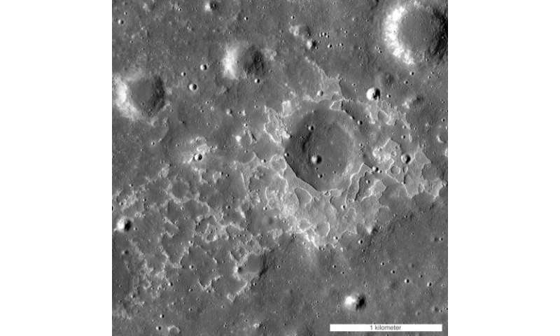 NASA mission finds widespread evidence of young lunar volcanism