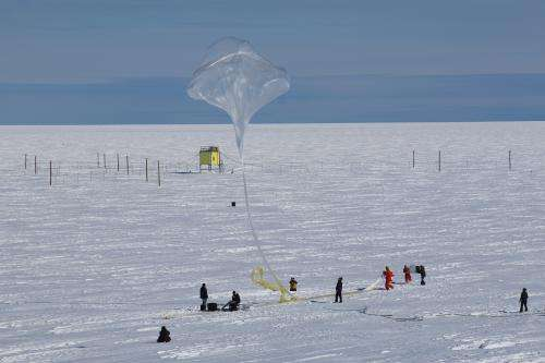 NASA's BARREL Returns Successful from Antarctica