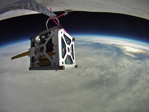 NASA's latest smartphone satellite ready for launch