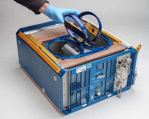 NASA's new rodent residence elevates research to greater heights