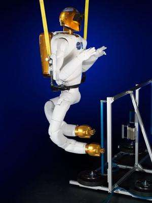 NASA's space station Robonaut finally getting legs