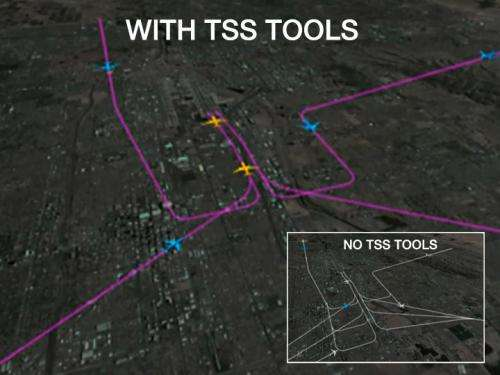 NASA turns over next-generation air traffic management tool to Federal Aviation Administration