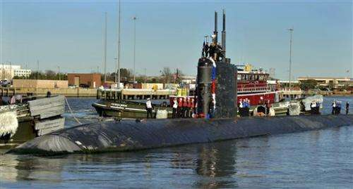 Navy OKs changes for submariners' sleep schedules