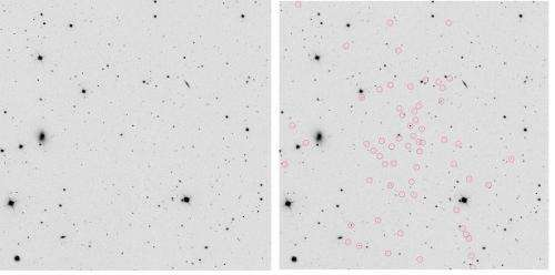 Nearby galaxy is a 'fossil' from the early universe