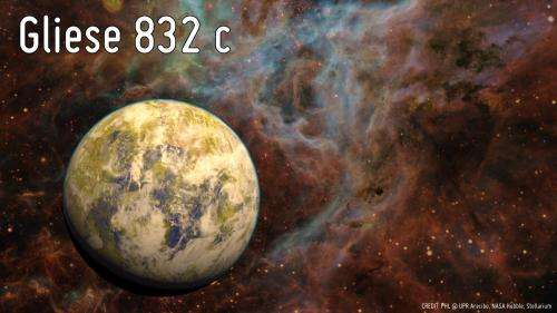 Nearby super-Earth is best habitable candidate so far, astronomers say