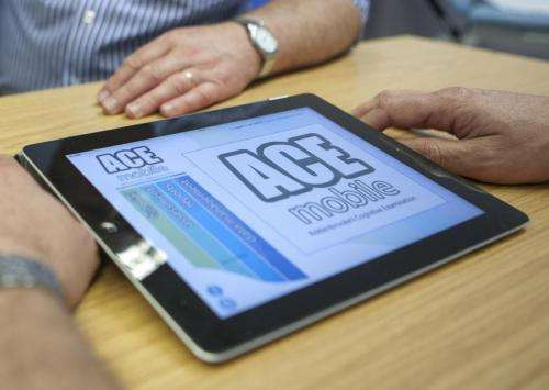 New app widens opportunities for dementia assessments