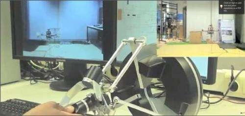 New generation of aerial robots for high-risk service tasks