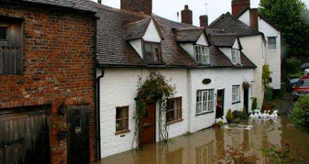 New index reveals that recent flood could signal climate change