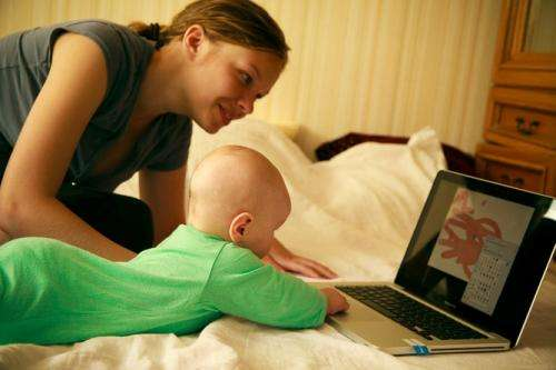 New mums shun Twitter and stick to baby-friendly Facebook