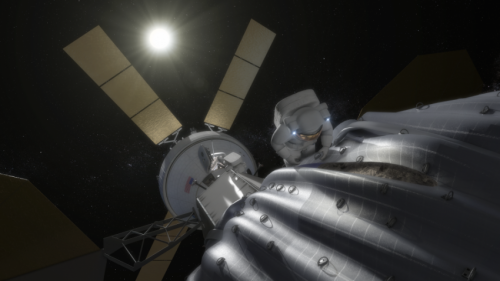 New NASA model gives glimpse into the invisible world of electric asteroids