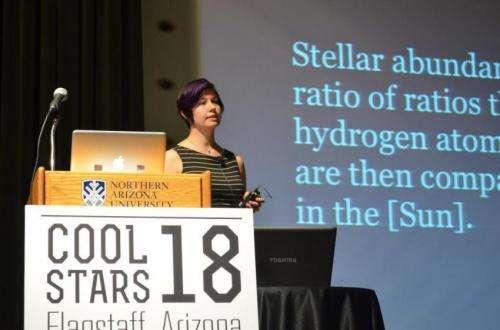 New star catalog reveals unexpected 'solar salad'