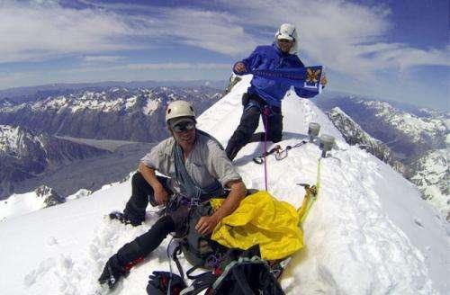 New study revises height of Aoraki/Mt Cook