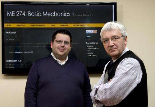 New teaching approach touted for engineering education