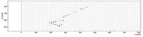 NOvA experiment sees first long-distance neutrinos