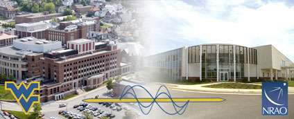 NRAO, WVU expand broadband data network to bolster astronomy research