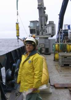 NSF grant allows UGA researchers to monitor deep-sea plumes
