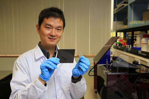 NUS researchers invent novel microneedle patch for faster and effective delivery of painkiller and collagen