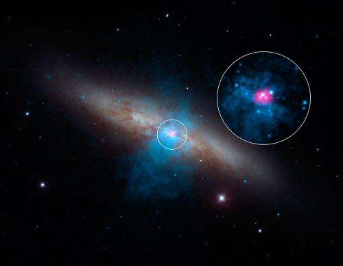 NuSTAR discovers impossibly bright dead star