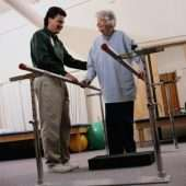 Nutrition, weight loss key in mobility-impaired adults