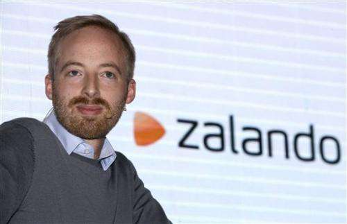 Online fashion retailer Zalando plans IPO