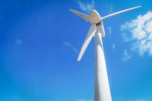 On-site fabrication process makes taller wind turbines more feasible