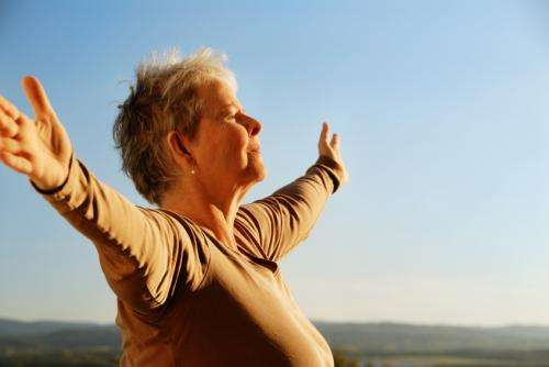 Optimism associated with lower risk of heart failure