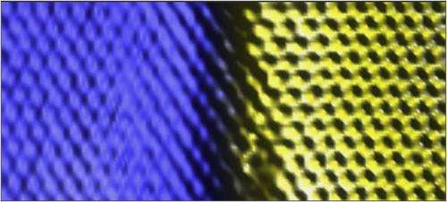 ORNL-UT researchers invent 'sideways' approach to 2-D hybrid