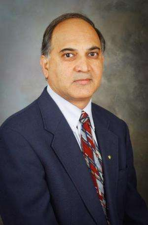 Pahwa selected as 2014-2015 Jefferson Science Fellow