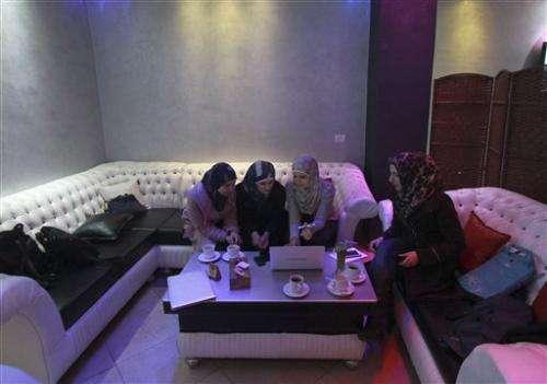 Palestinian women make strides in high-tech