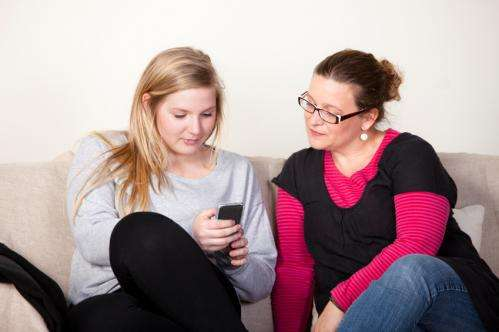 Parental connection, not restriction, discourages teen sexting